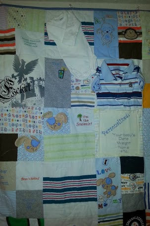 Keepsake Quilt For Baby